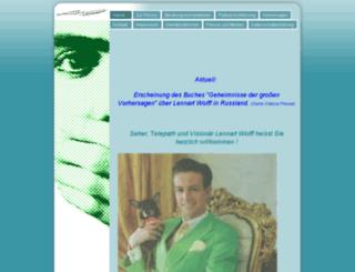 lennart-wolff.de screenshot