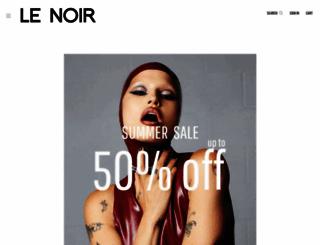 lenoirshop.com screenshot