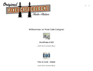 lenormand-cafe.de screenshot