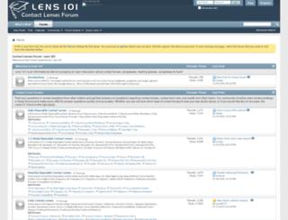 lens101.com screenshot