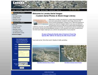 lenska.com screenshot
