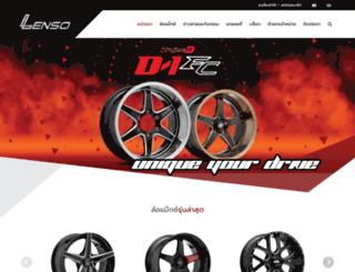 lensowheel.com screenshot