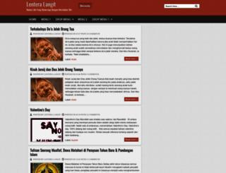 lentera-langit.blogspot.com screenshot
