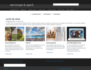 lentisalmoiraghi.it screenshot
