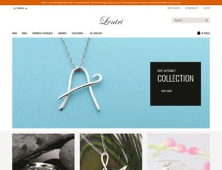 lentri.com screenshot