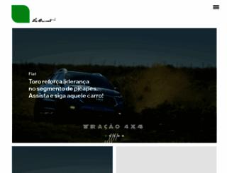 leoburnett.com.br screenshot