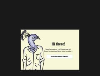 leodubrau.com screenshot