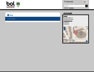 leoesportosalvo.bilheteiraonline.pt screenshot