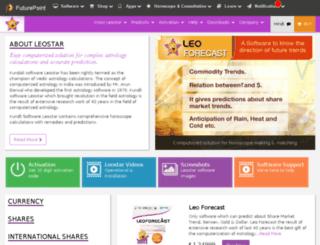 leogold.com screenshot
