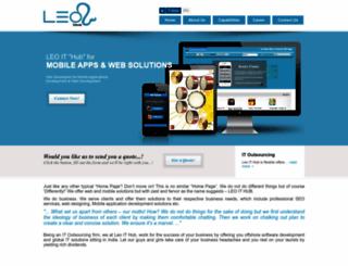 leoithub.com screenshot