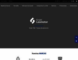 leomotor.net screenshot