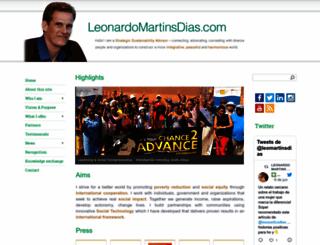 leonardomartinsdias.com screenshot