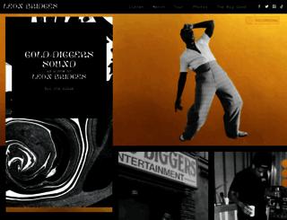 leonbridges.com screenshot