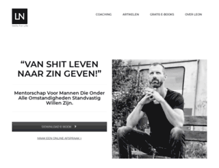 leonnan.nl screenshot