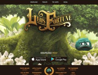 leosfortune.com screenshot