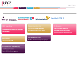 leoz.nl screenshot