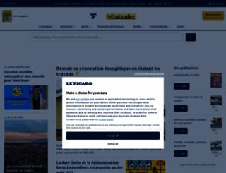 leparticulier.fr screenshot