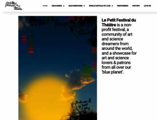lepetitfestival.com screenshot