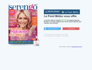 lepointmeteo.le-kiosque-en-ligne.fr screenshot