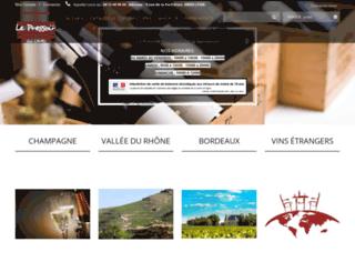 lepressoir.com screenshot