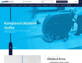 lepsiuklid.cz screenshot