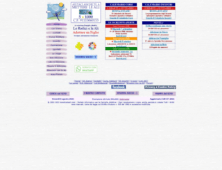 leradicieleali.com screenshot