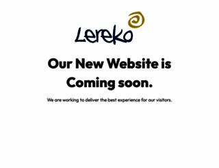 lereko.co.za screenshot