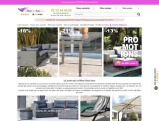 lerevechezvous.com screenshot