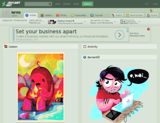 lerms.deviantart.com screenshot