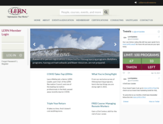 lern.org screenshot