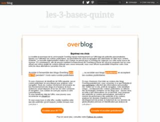 les-3-bases-quinte.over-blog.com screenshot