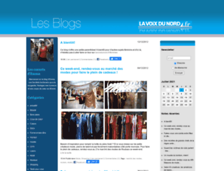 les-carnets-d-emma.blogs.lavoixdunord.fr screenshot