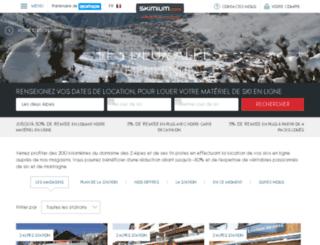 les-deux-alpes.skimium.fr screenshot