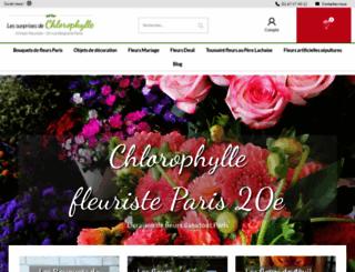 les-surprises-de-chlorophylle.com screenshot