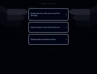 les.webproxy.com.de screenshot