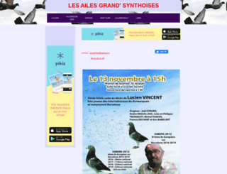 lesailesgrandsynthoises.wifeo.com screenshot