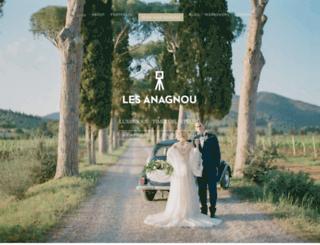 lesanagnou.com screenshot
