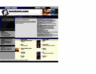 lescharts.com screenshot