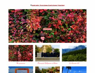 lesflaneriesdaurelie.com screenshot