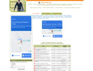 lesformateurs.org screenshot