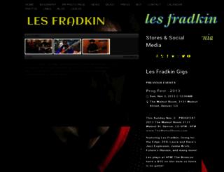 lesfradkin.com screenshot