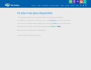 lesgrandsmoyens.telequebec.tv screenshot