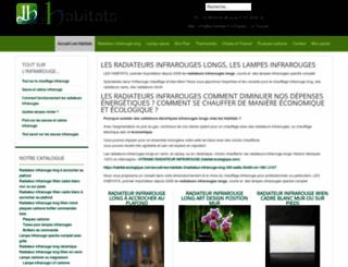 leshabitats.com screenshot