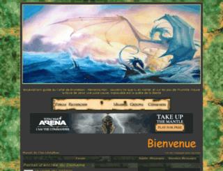 lesleviathans.conceptbb.com screenshot