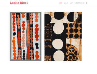 lesliebixel.com screenshot
