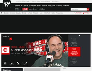 lesnewsdesrubafou.rmc.fr screenshot