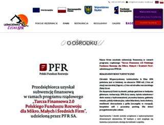 lesniczowka-istebna.pl screenshot