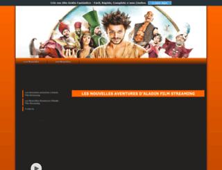 lesnouvellesdaladin.nation2.com screenshot