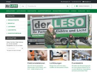 leso.at screenshot