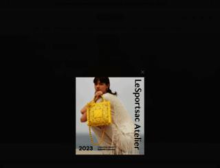 lesportsac.co.jp screenshot